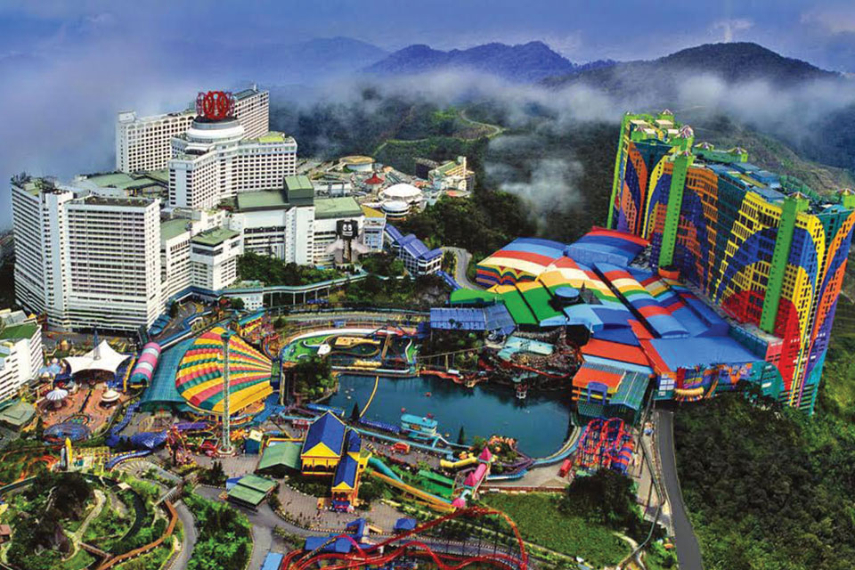 Malaysia Genting Highland Holiday Travel and Tour Package