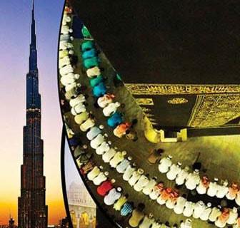 Umrah and Dubai Holiday Package