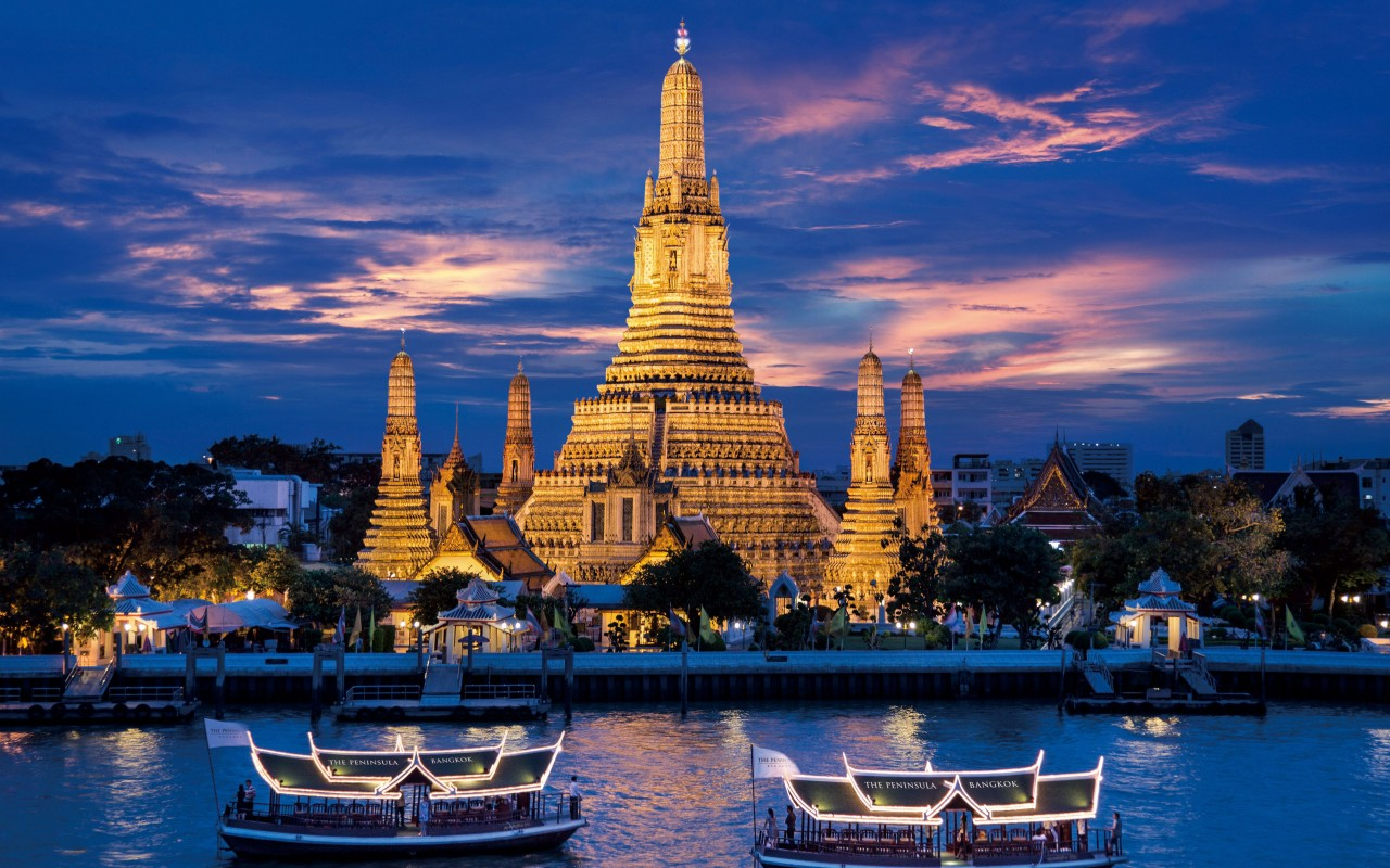 4 Star Thailand New Year Holiday Travel and Tour Package 2017-2018