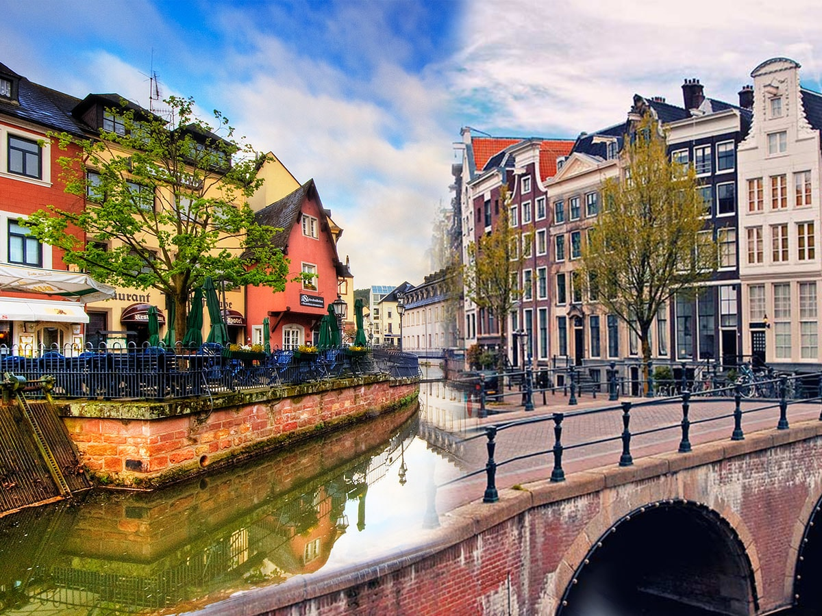 Germany and Netherlands Holiday Travel and Tour Package