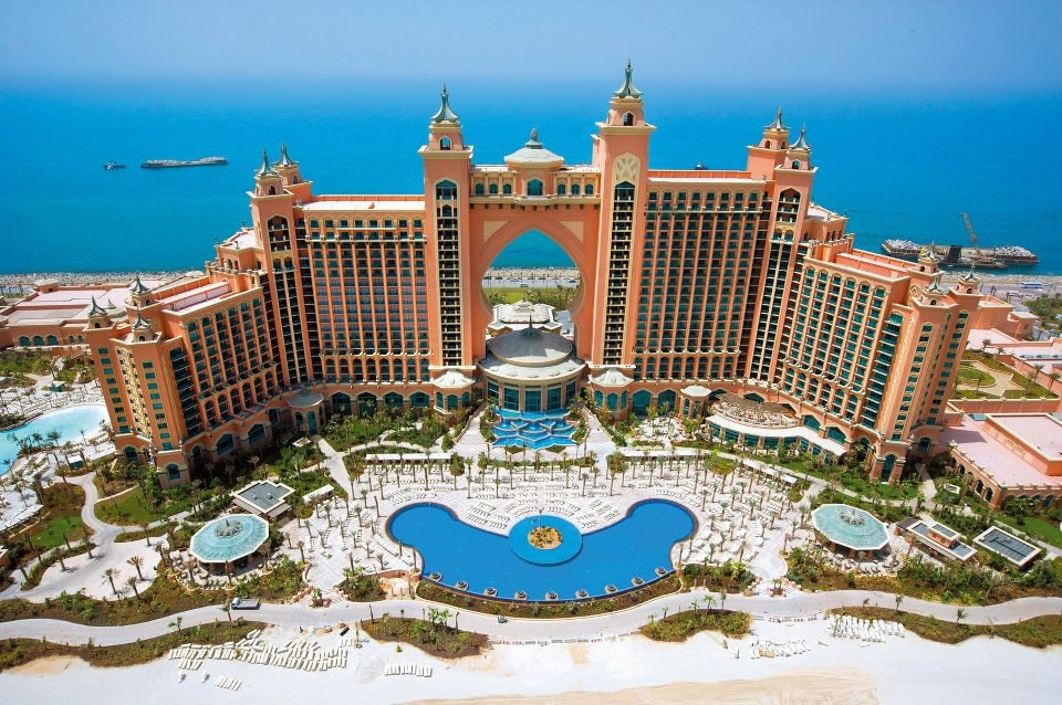 Dubai Atlantis The Palm Hotel