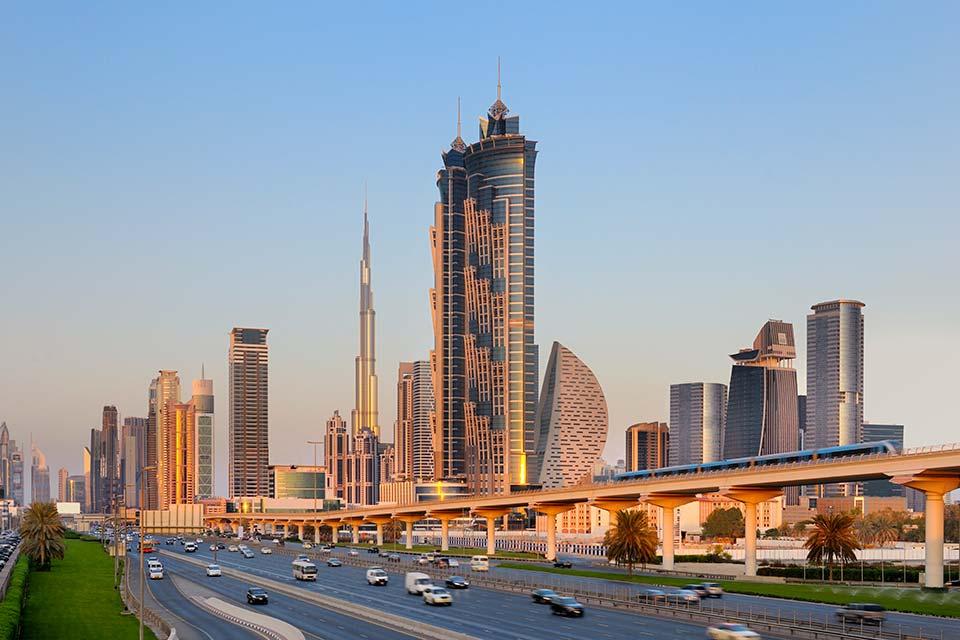 Dubai Marriot Hotel
