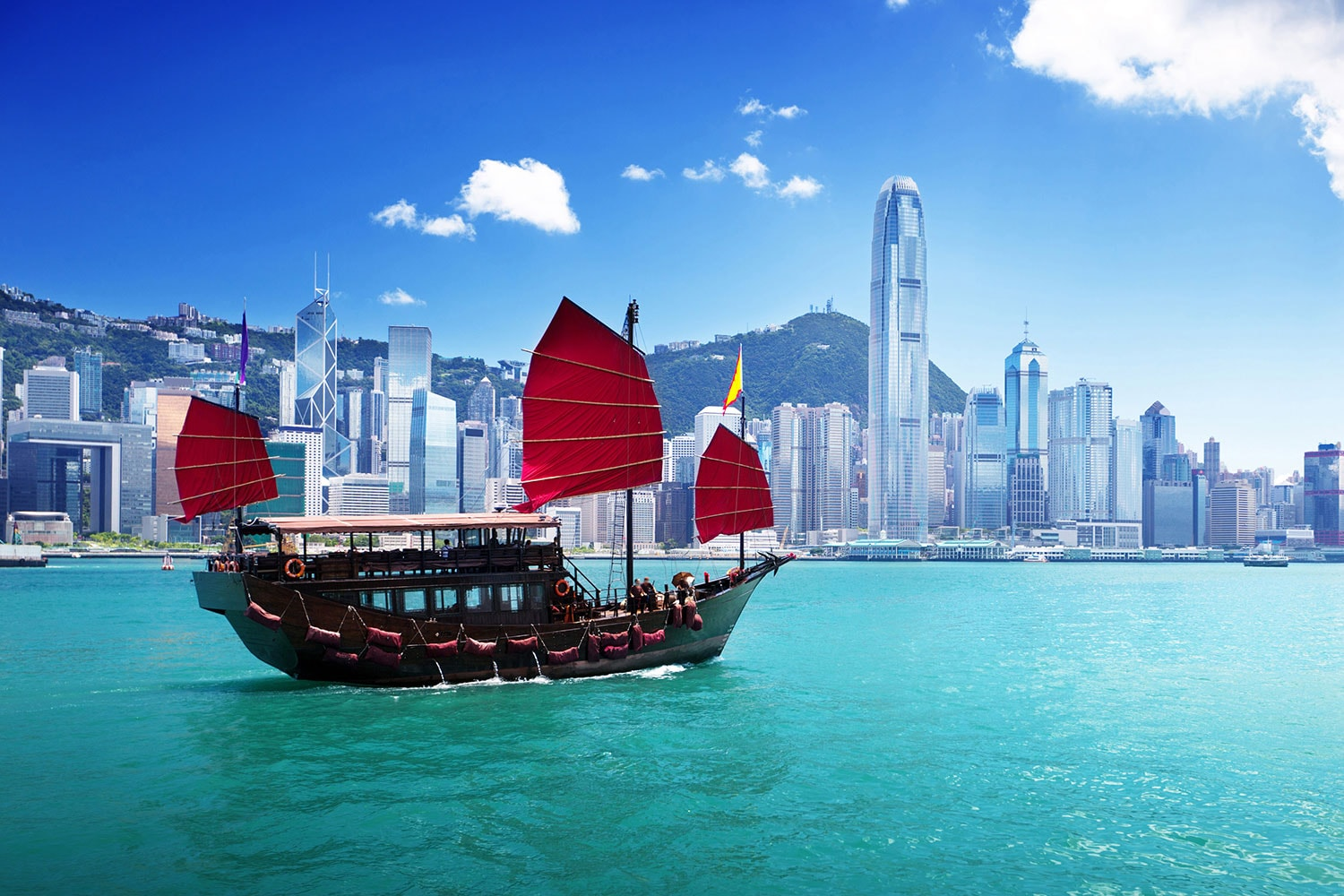 Hong Kong Splendid Holiday Travel and Tour Package