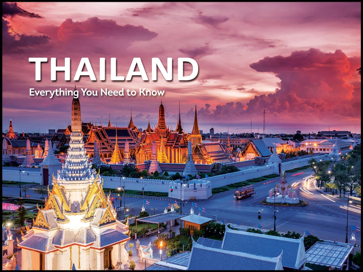 Thailand Deal (Visa + Return ticket)