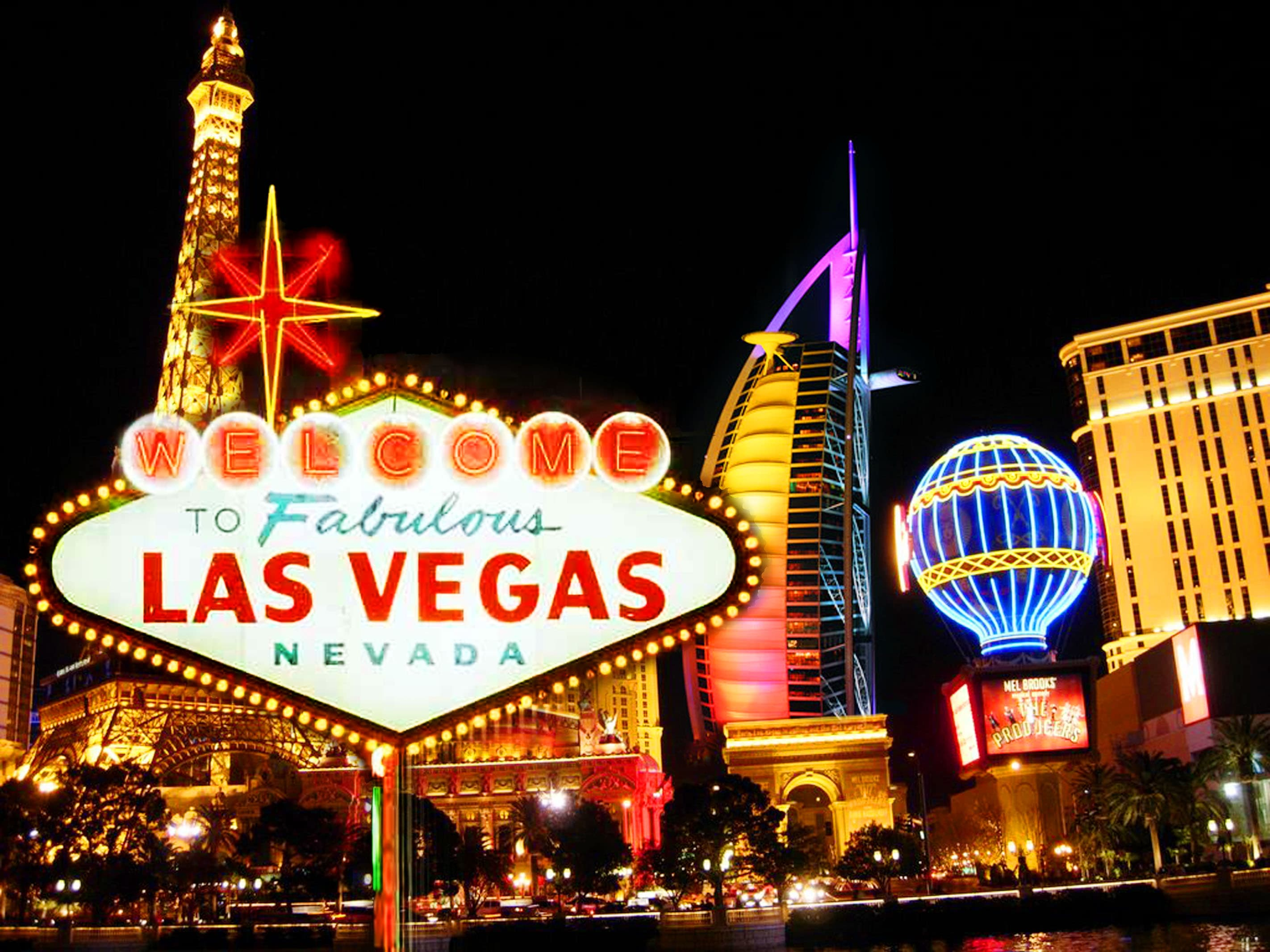 Las Vegas Magic Holiday Travel and Tour Package