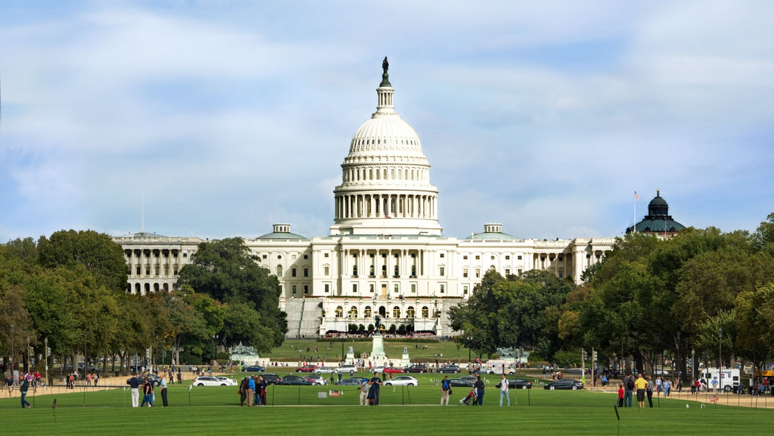 Washington DC Glamour Summer Holiday Travel and Tour Package