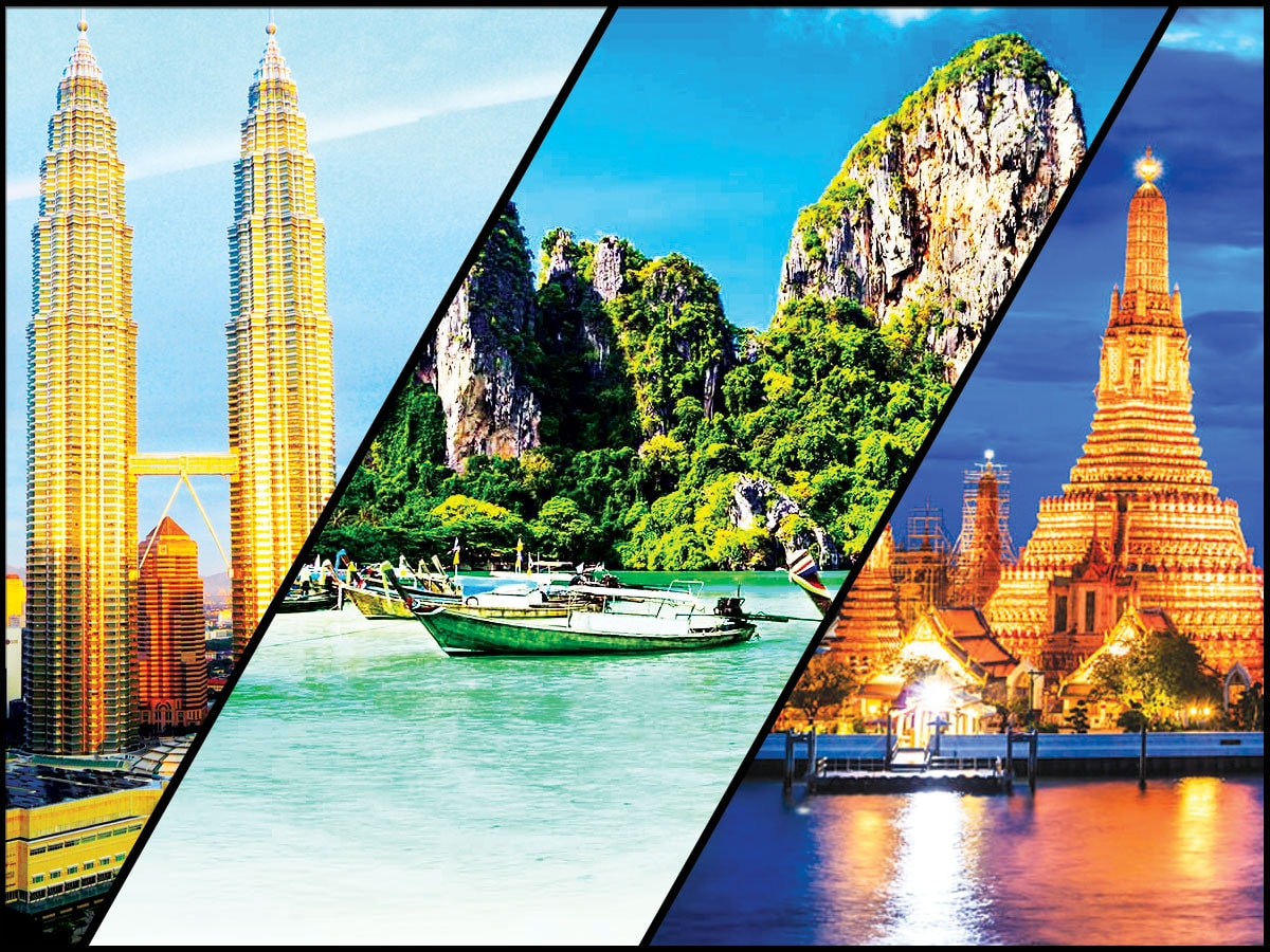 Far East Holiday Travel and Tour Package