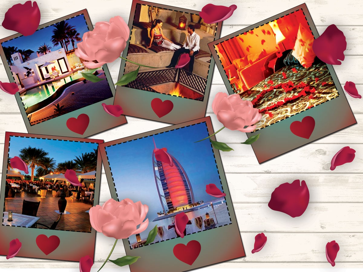 Dubai Valentine Holiday Travel and Tour Package