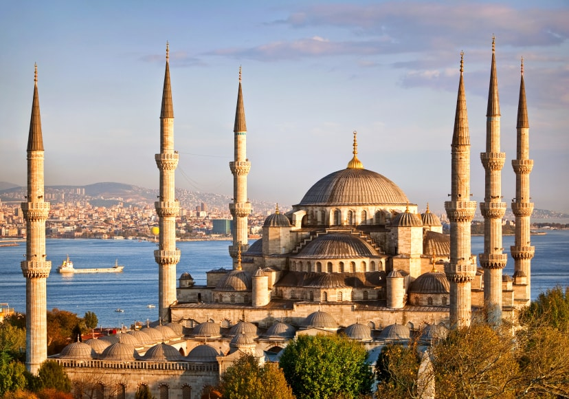 TURKEY (ISTANBUL- BURSA) Holiday Travel and Tour Package