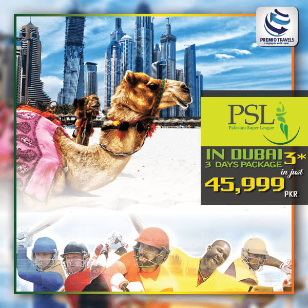 PSL PACKAGE-3 Days 3 *