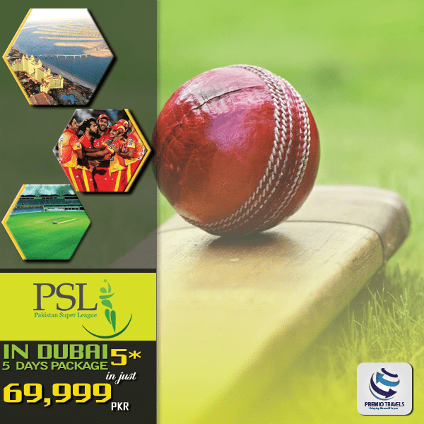 PSL PACKAGE-5 Days 5 *