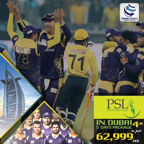 PSL PACKAGE-5Days 4 *