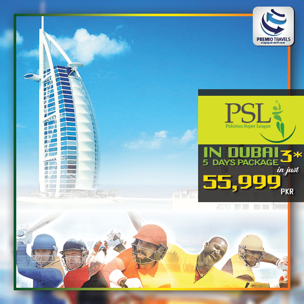 PSL PACKAGE-5 Days 3 *