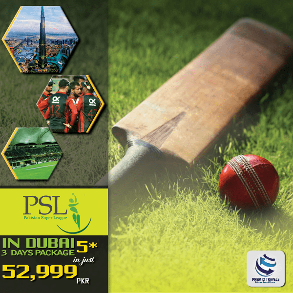 PSL PACKAGE-3 Days 5 *