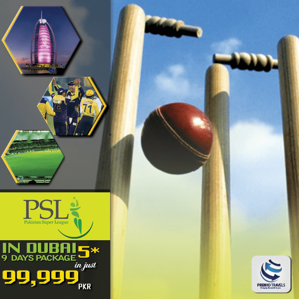 PSL PACKAGE-9 Days 5 *