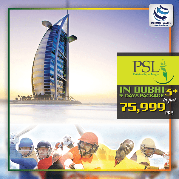 PSL PACKAGE-9 Days 3 *