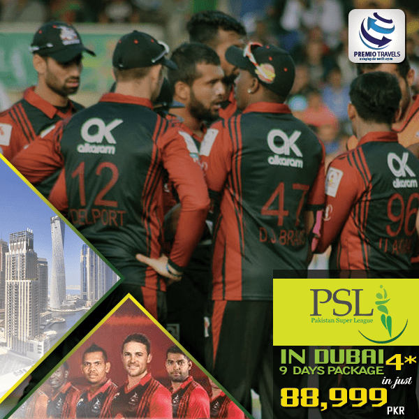 PSL PACKAGE-9 Days 4 *