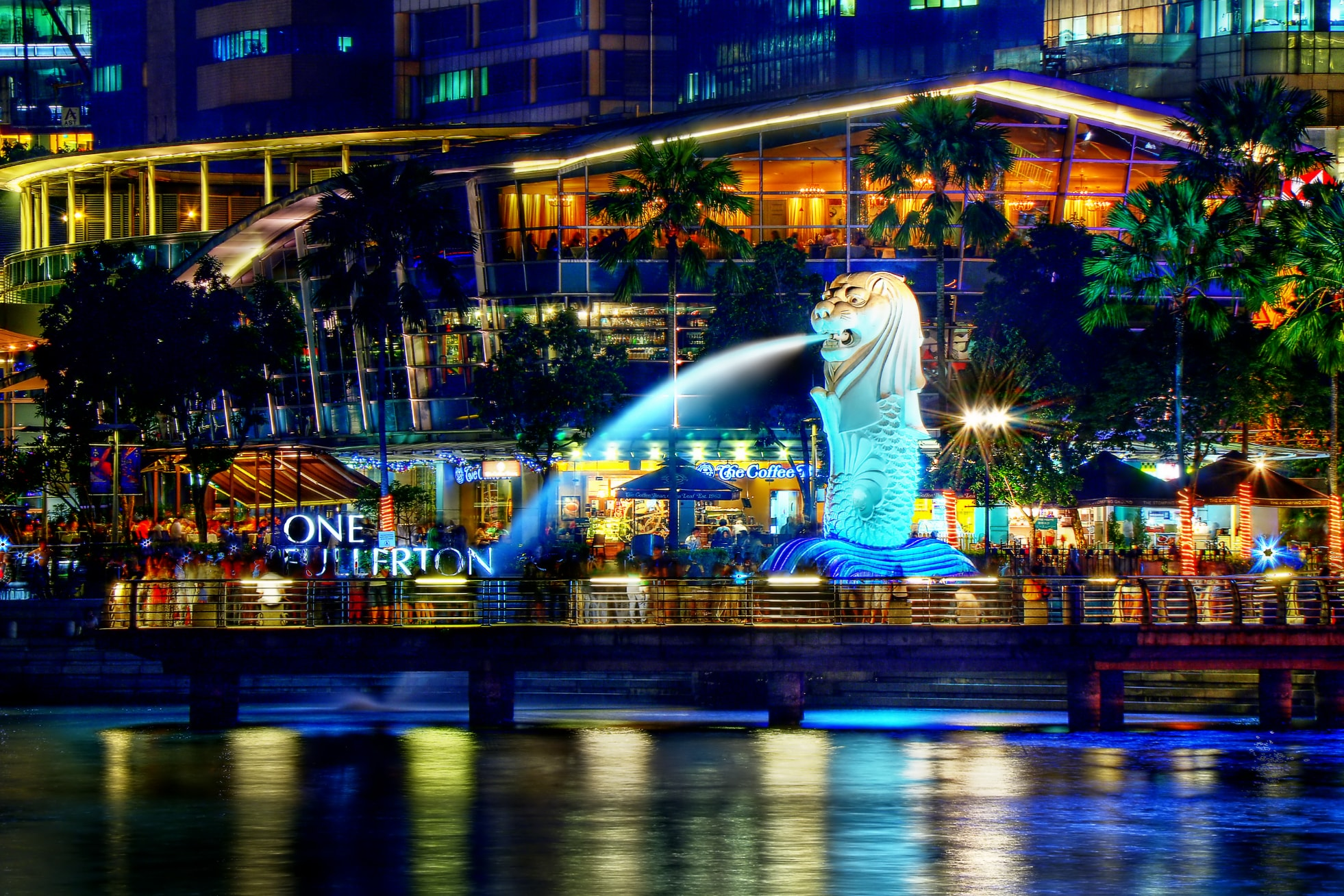 Singapore 4 star New Year Holiday Travel and Tour Package