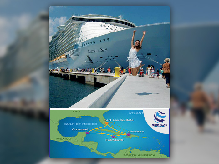Allure of the Seas Travel & Tour Package