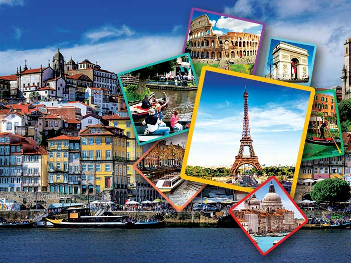 Europe Holiday Travel and Tour Package
