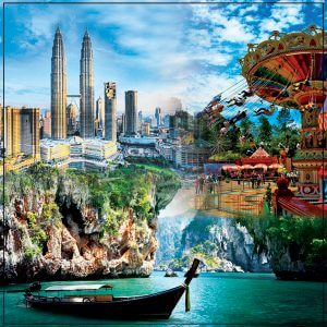 Combo Asia Holiday Travel and Tour Package
