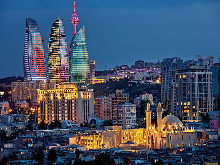 Azerbaijan 3 Star Travel & Tour Package