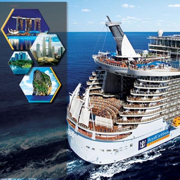Far East Cruise(Royal Carribean)