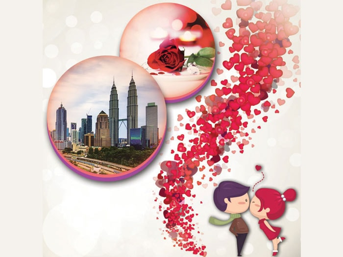 Valentine In Malaysia Holiday Travel and Tour Package