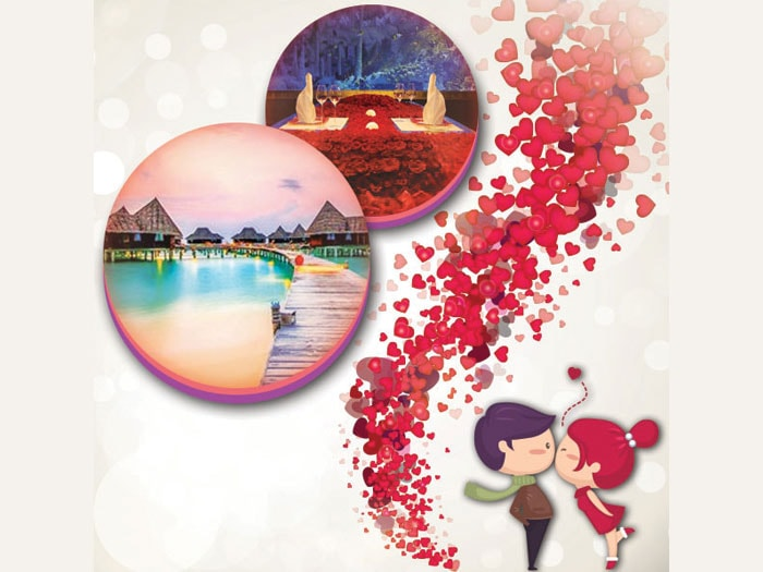 Valentine In Maldives Holiday Travel and Tour Package