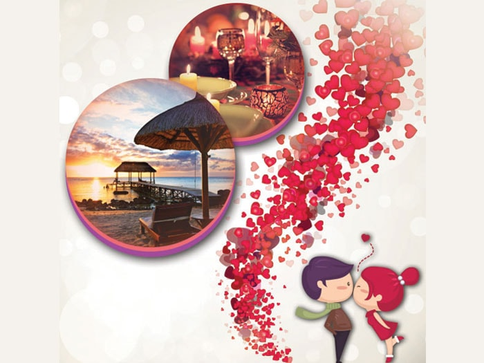 Valentine In Mauritius Holiday Travel and Tour Package