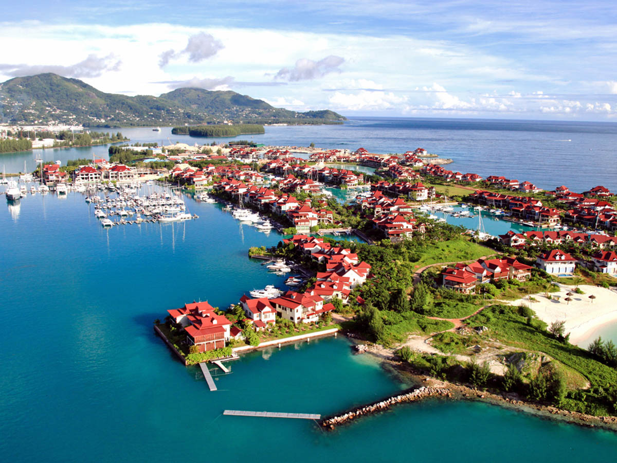 Seychelles Eden Island Holiday Travel and Tour Package
