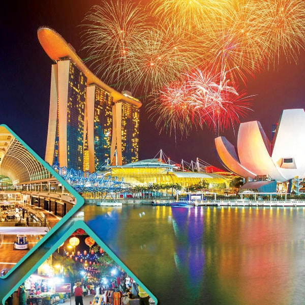 Eid Singapore Holiday Travel & Tour Package
