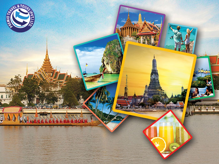 Thailand Summer Vacation Holiday Travel and Tour Package