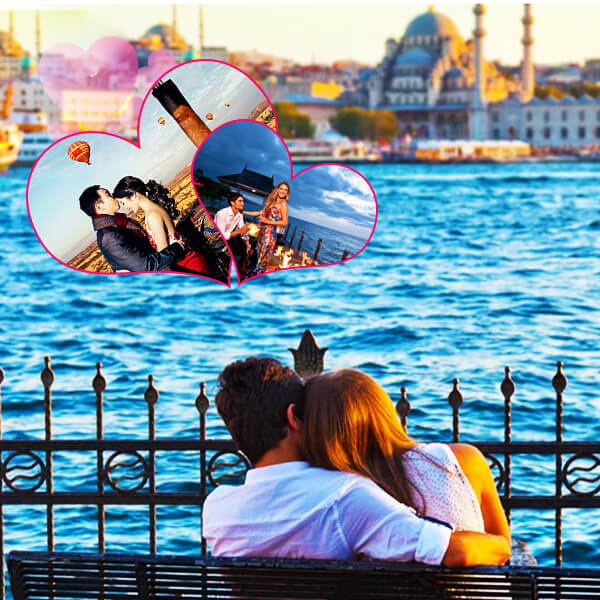 Turkey Honeymoon Holiday Travel and Tour Package