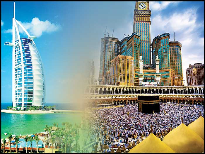Dubai + Umrah Travel & Tour Package