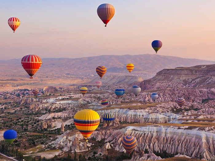 Turkey Delight Holiday Travel and Tour Package