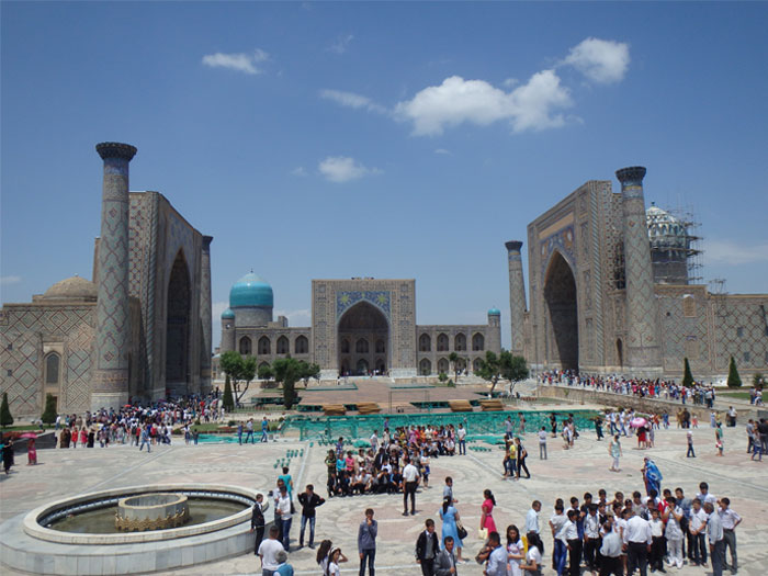 Uzbekistan 4 Star Holiday Travel and Tour Package