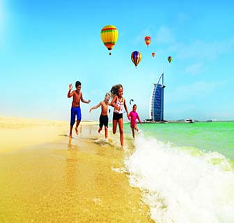 Family Fun Dubai Package