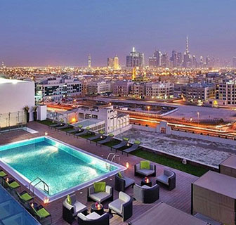 Luxurious Dubai Holiday Travel and Tour Package