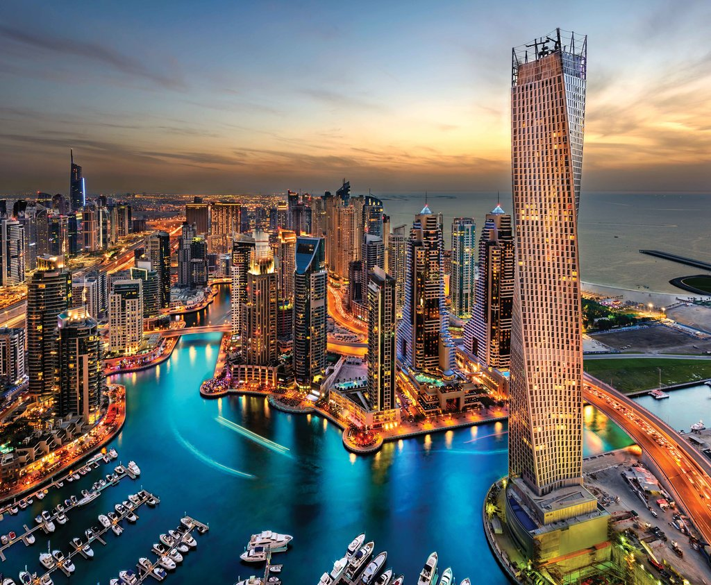 Marhaba Dubai Holiday Travel and Tour Package