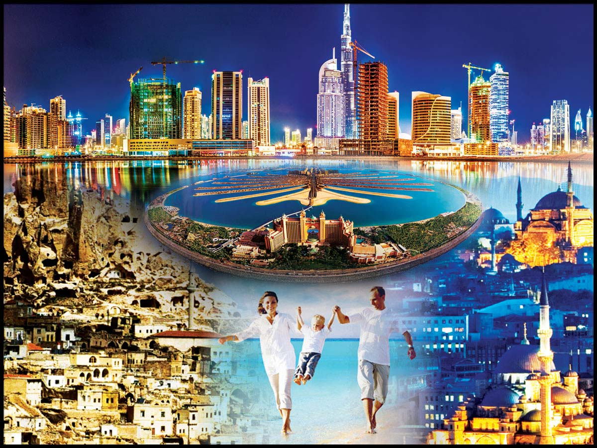 Dubai and Turkey Holiday Travel and Tour Package