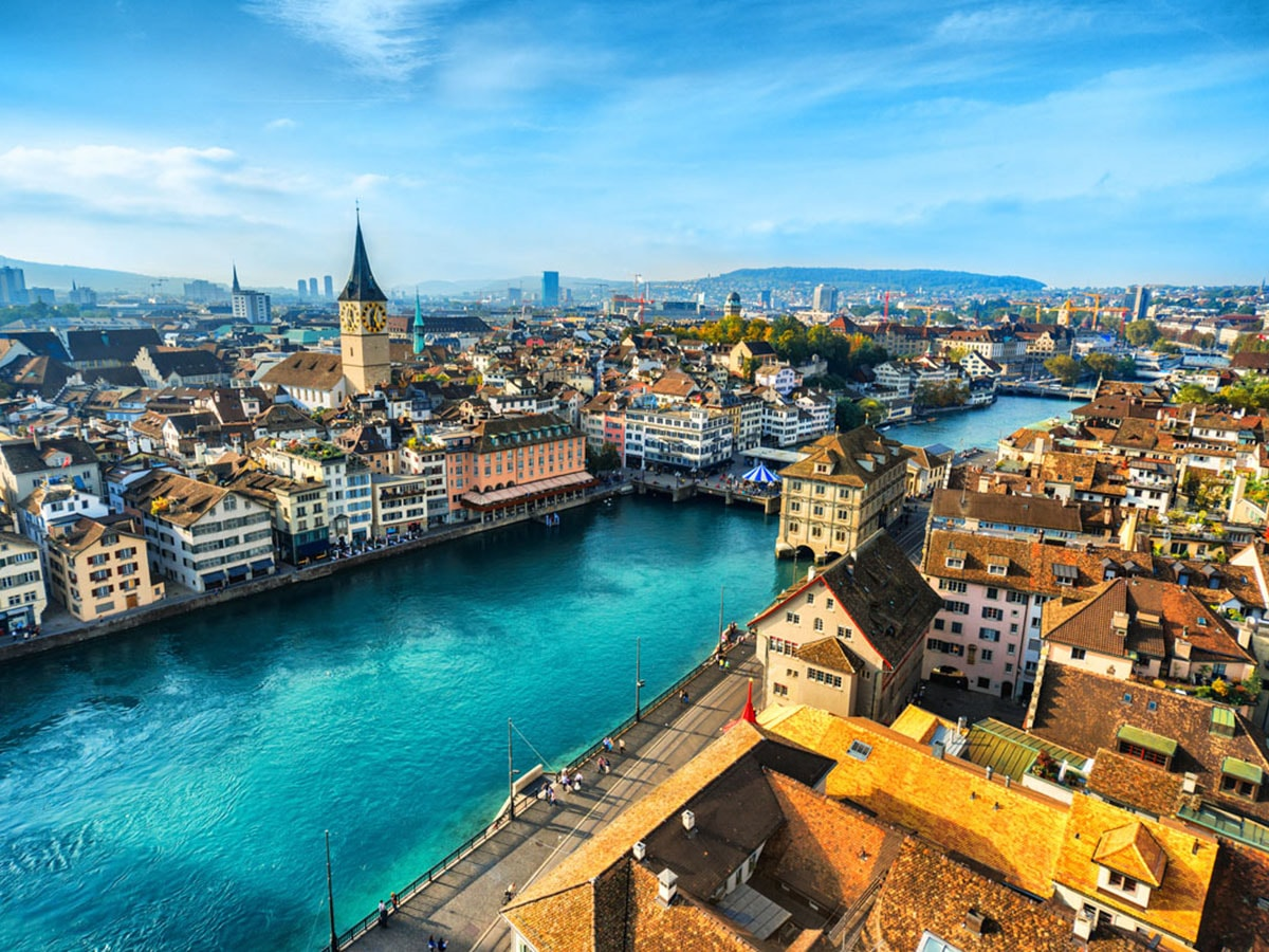 Switzerland Summer Holiday Travel and Tour Package