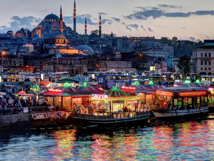 Turkey Magic Holiday Travel and Tour Package