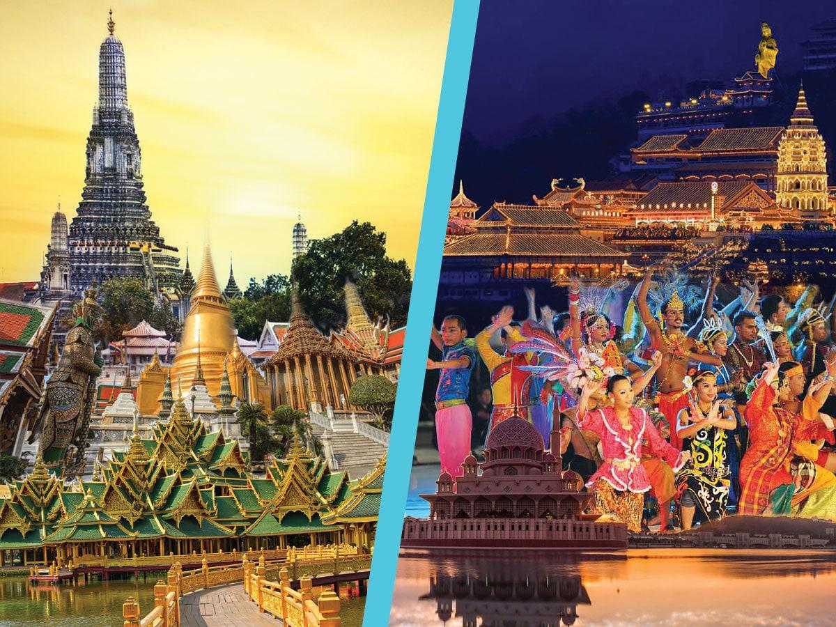 Malaysia And Thailand