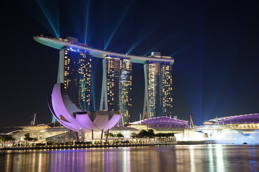 Singapore 5 star New Year Holiday Travel and Tour Package