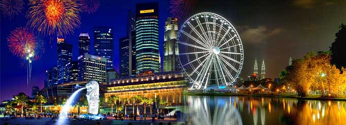 Malaysia 5 star New year Holiday Travel and Tour Package