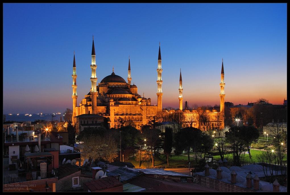 Turkey Deal (Visa + Return ticket)