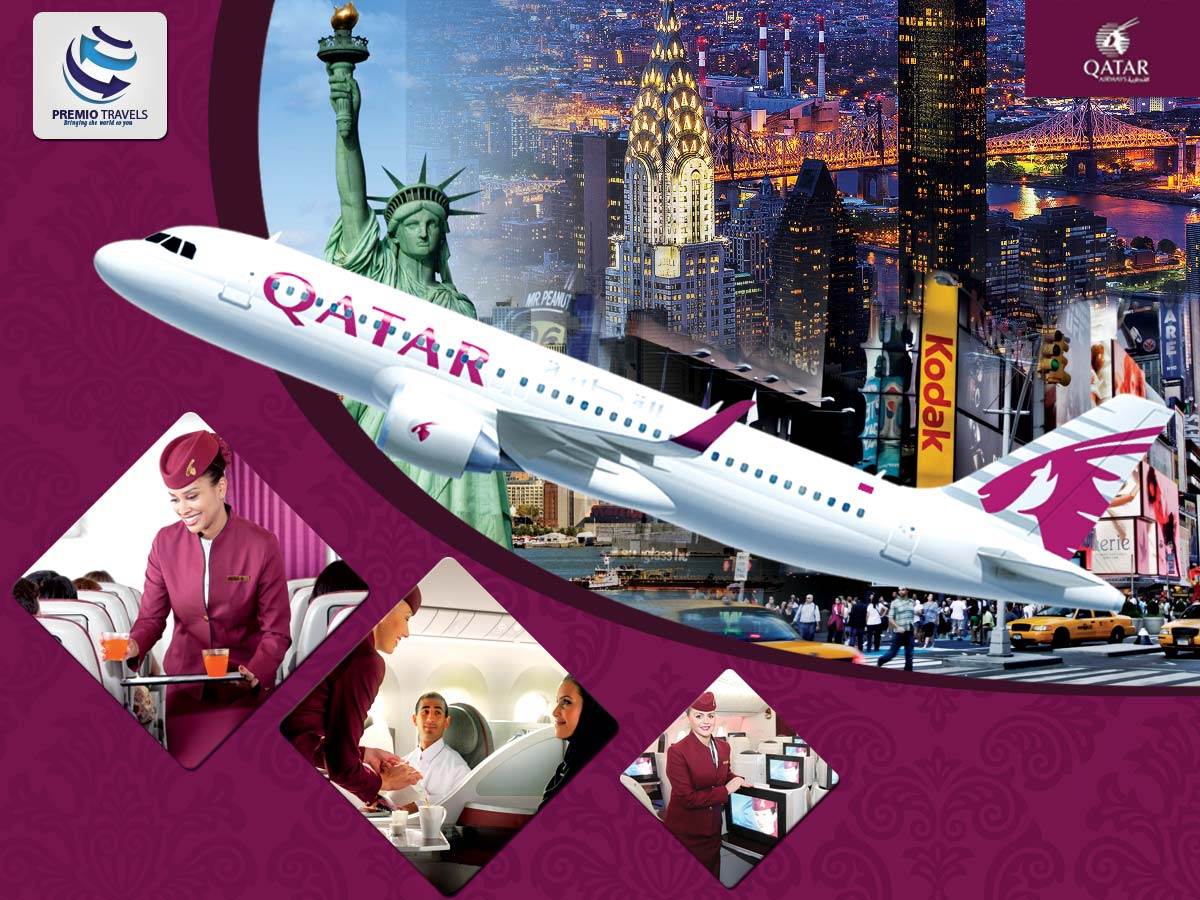 Qatar Airways USA Deal