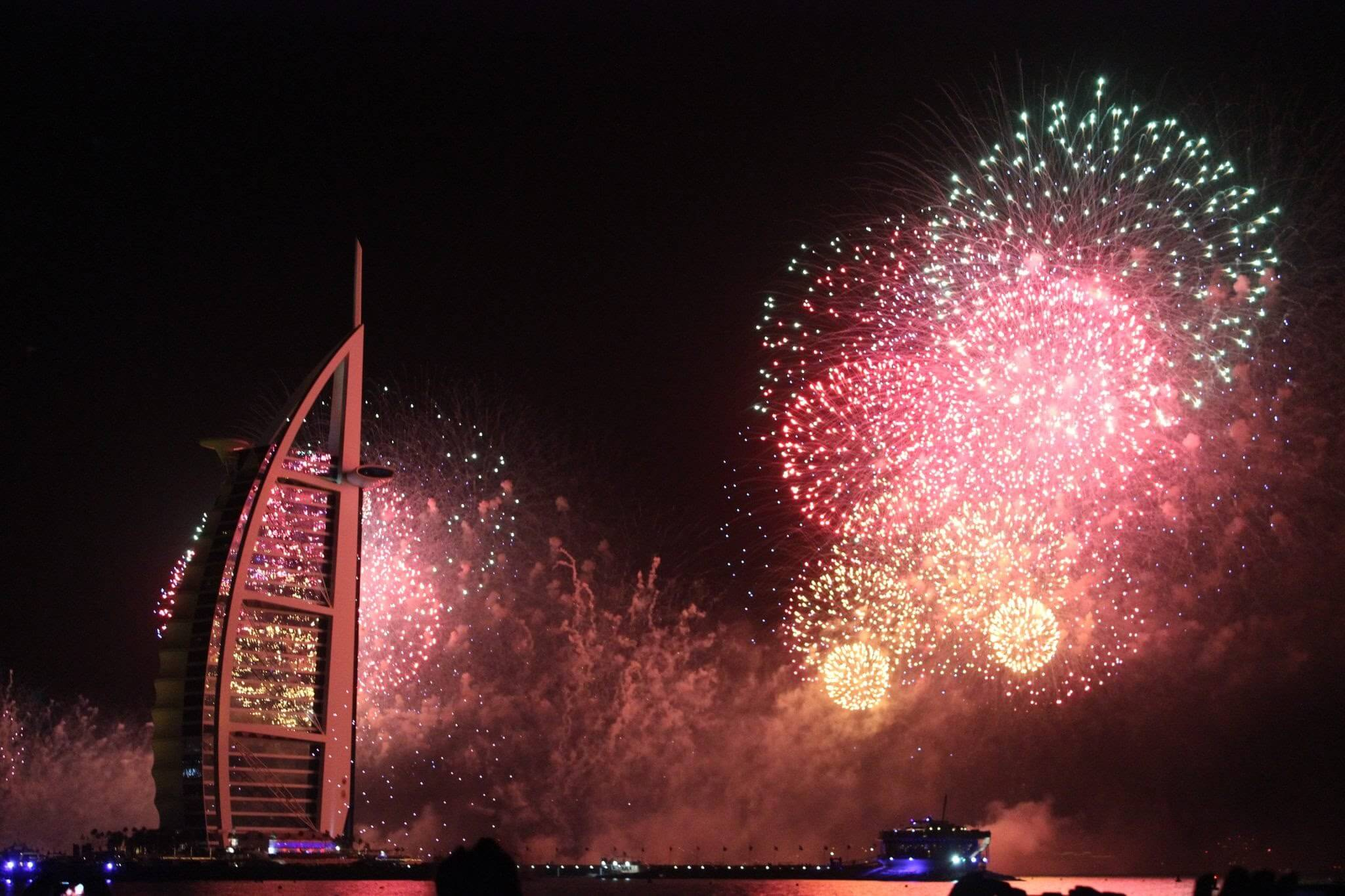 5 Star Dubai New Year Holiday Travel and Tour Package 2017-2018