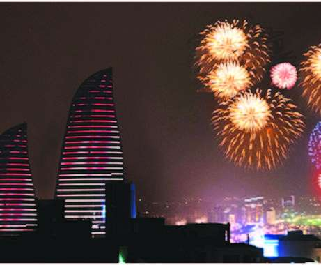 5 Star Azerbaijan New Year Holiday Travel and Tour Package 2017-2018